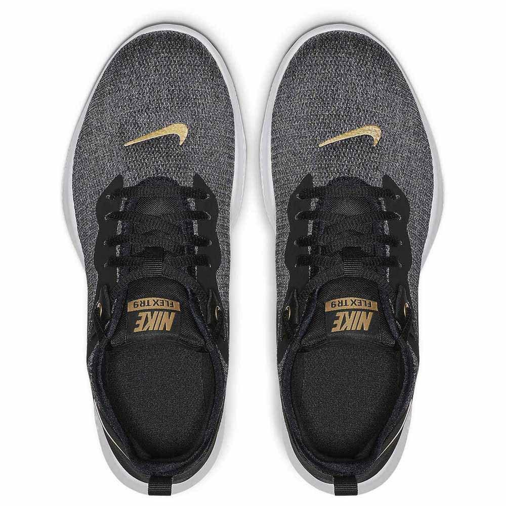 Sportique Zeewolde :: SPORT :: Zwarte damesschoen Nike Flex