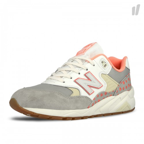 new balance dames wit oranje
