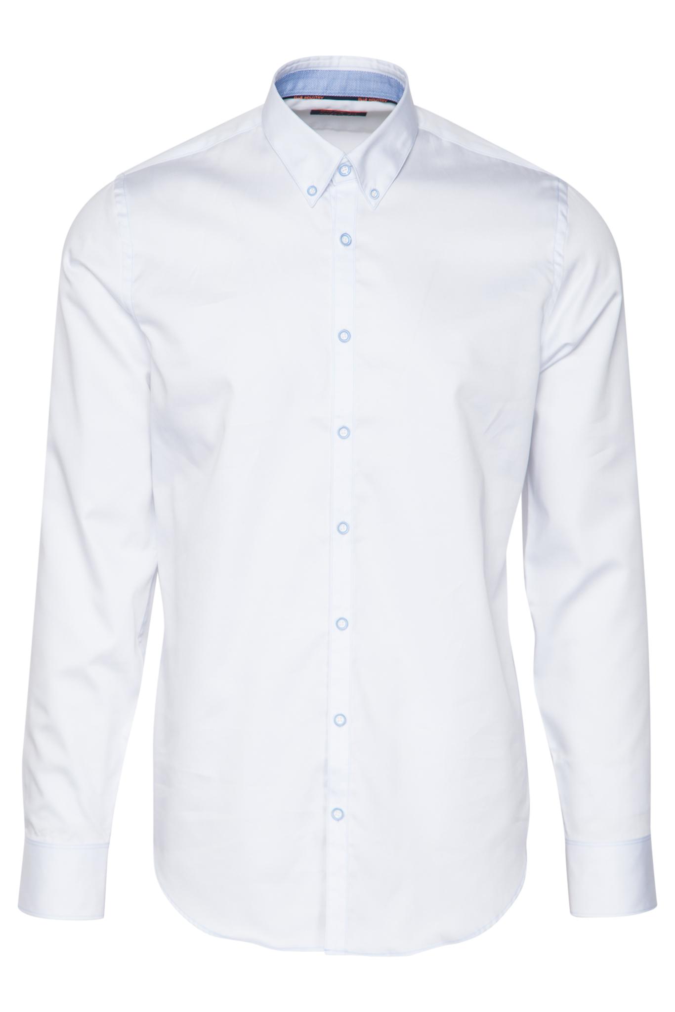Wit Heren Overhemd.Sportique Zeewolde Heren Wit Heren Overhemd Blue Industry 854 71