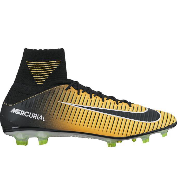 Sportique Zeewolde :: SPORT :: Zwart gele Voetbalschoen Nike