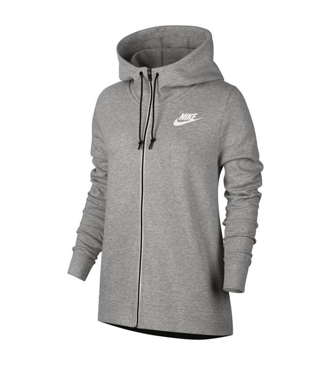Sportique Zeewolde :: SPORT :: Grijs dames vest Nike AV15