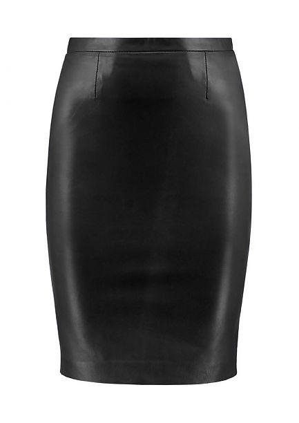 zwarte rok dames