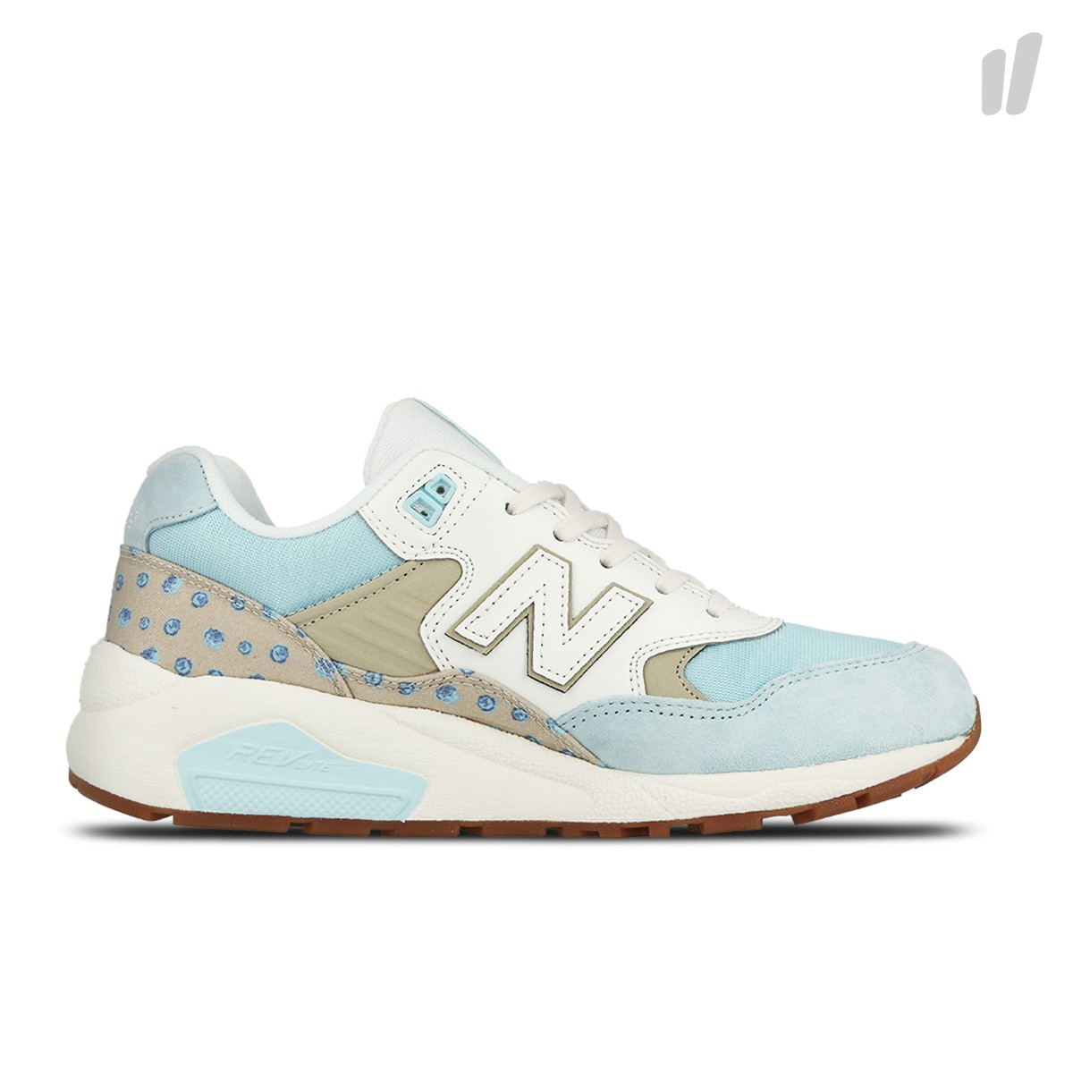 blauwe new balance sneakers wrt580