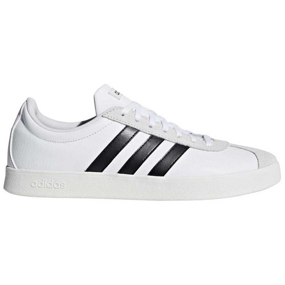 Sportique Zeewolde :: HEREN :: zwart witte heren sneaker