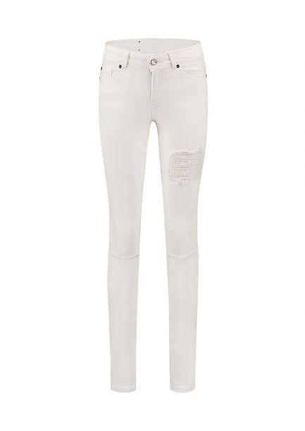 witte nikkie broek