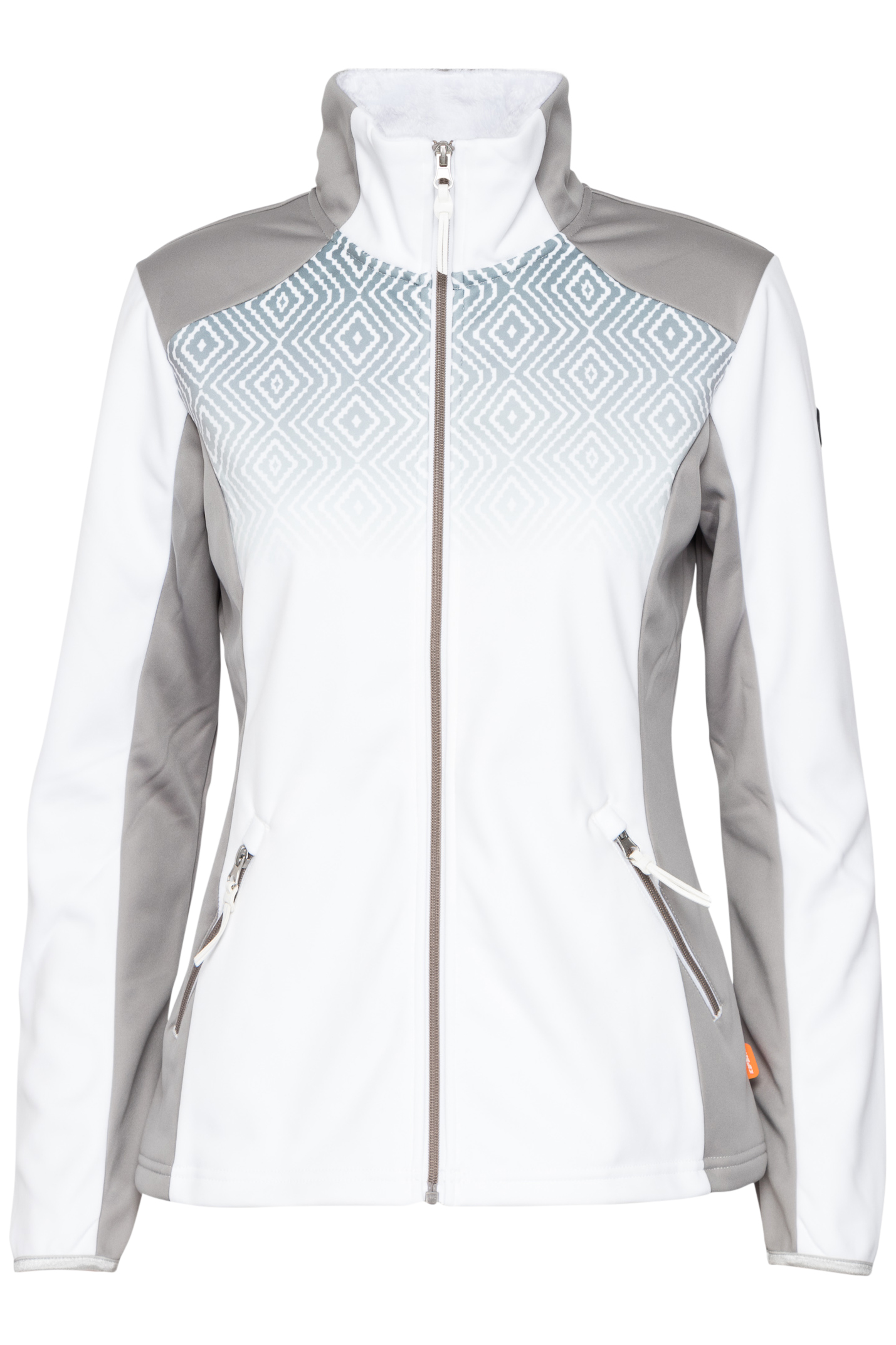 witte dames pully Icepeak Candy