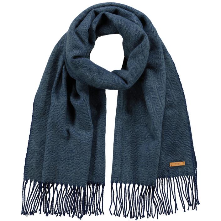 Blauw grijze heren sjaal Barts - Soho