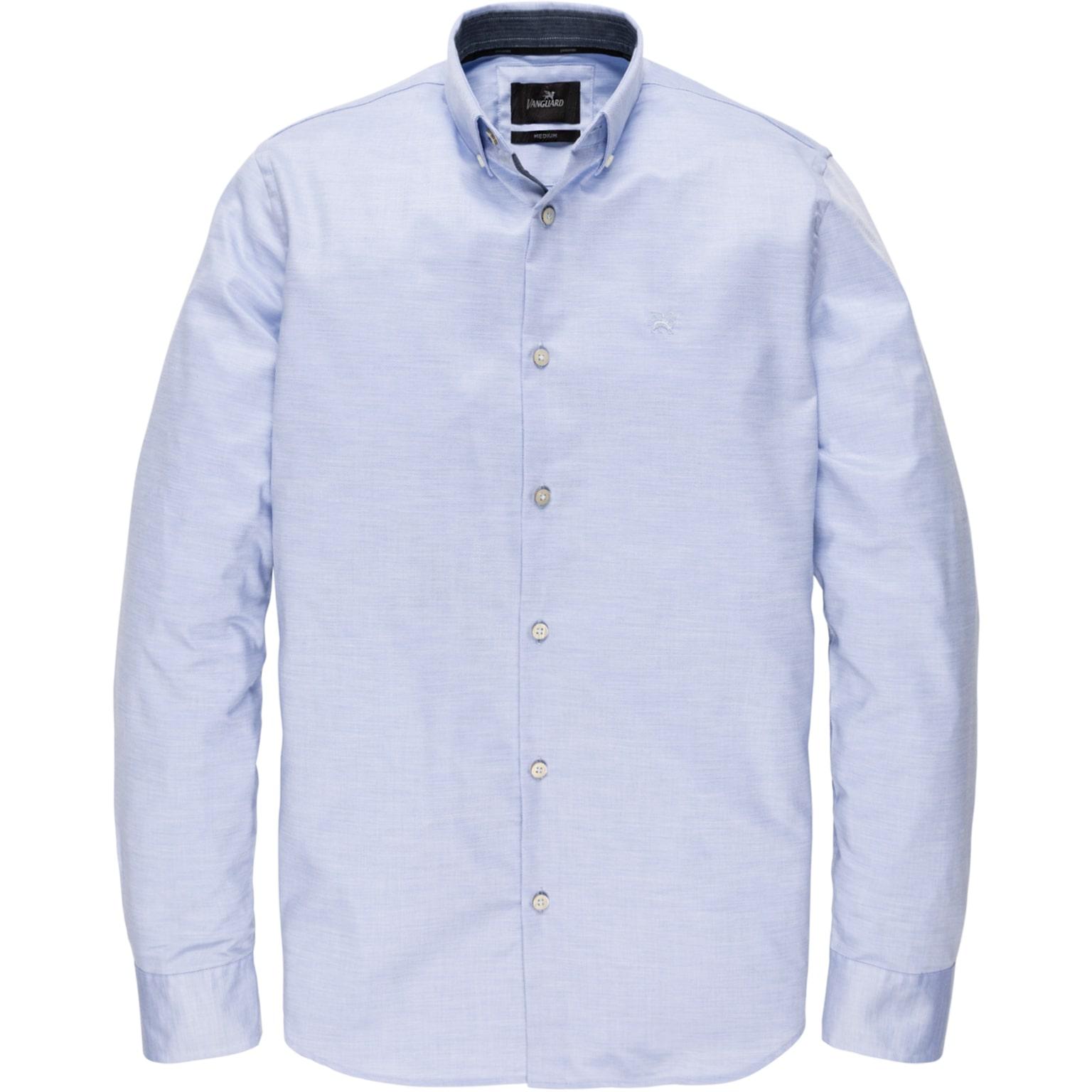 Lichtblauw heren overhemd Vanguard - VSI202220 5296