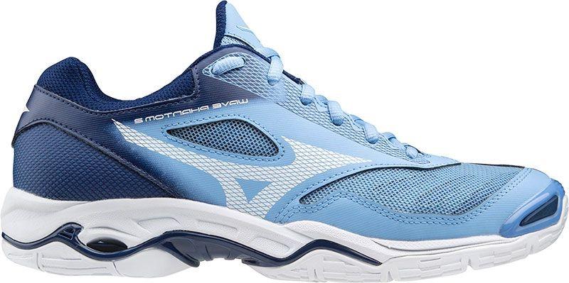 Blauwe dames volleybal schoen Mizuno - Wave Phantom 2 29