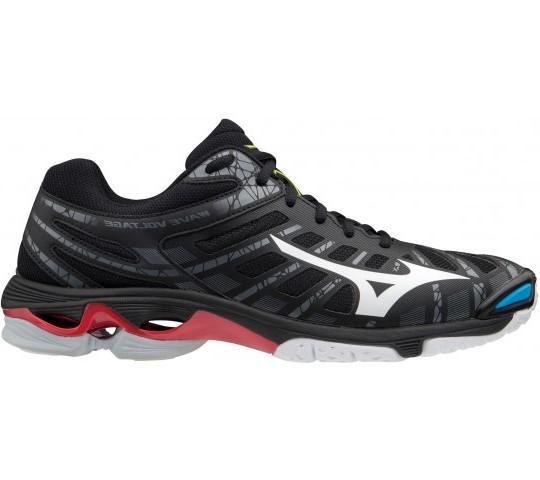 Zwarte heren volleybal schoenen Mizuno - Wave Voltage