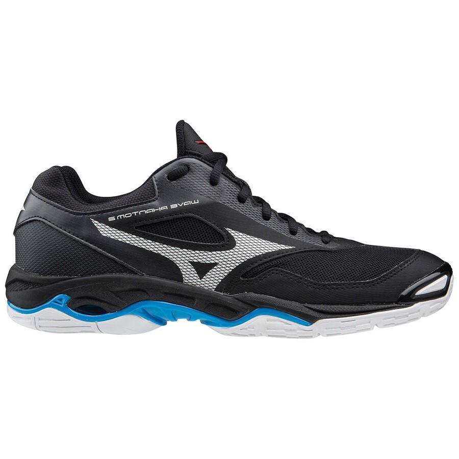Zwarte heren volleybal schoenen Mizuno - Wave Phantom 2
