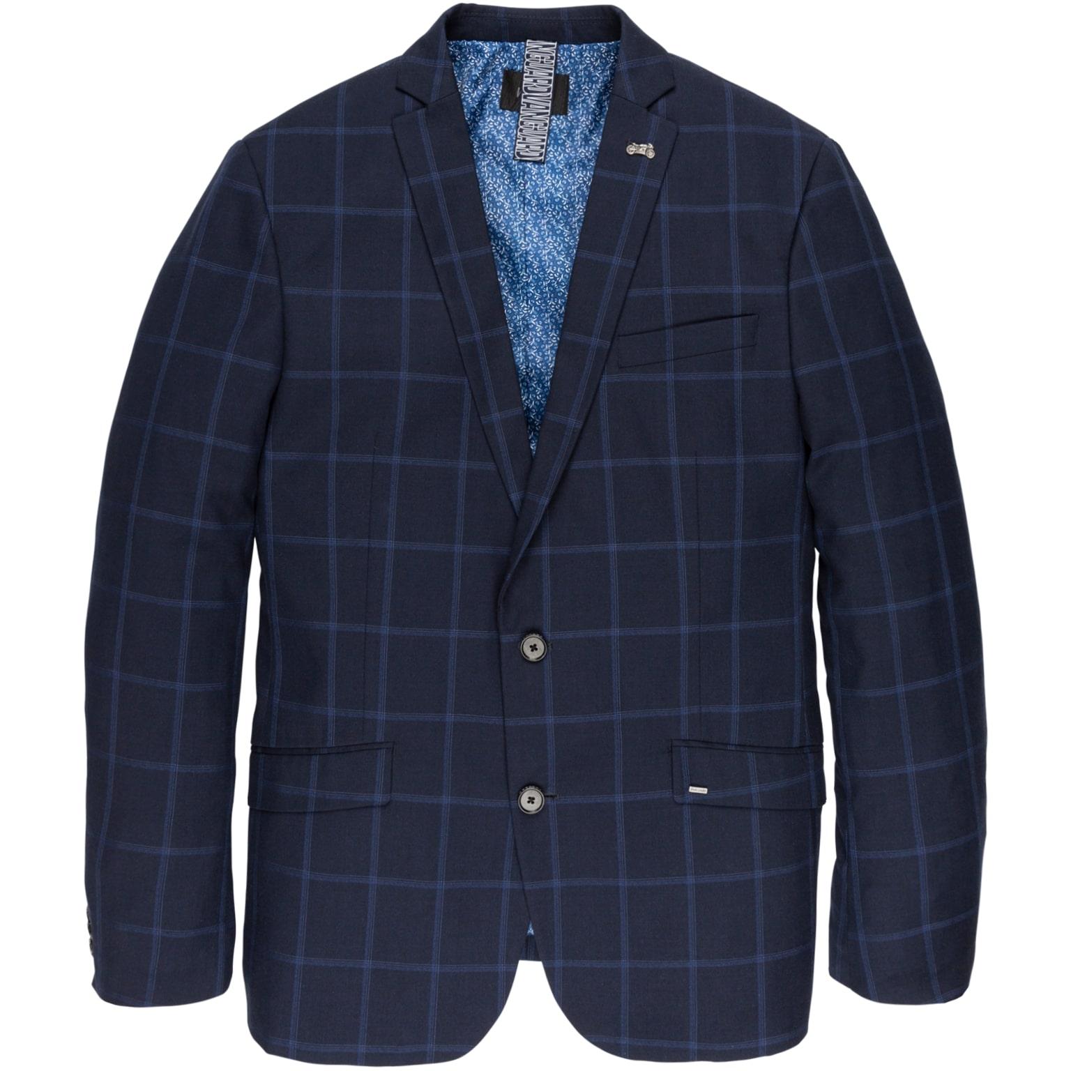 Donkerblauwe heren blazer Vanguard - VBL201159 5286