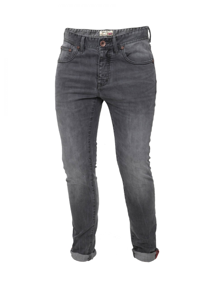 Grijze jeans Pearly King Gre Jagger Grety Mist