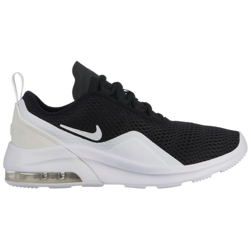 Zwart Witte Kinderschoenen Nike Air Max Motion 2 - AQ2741 001