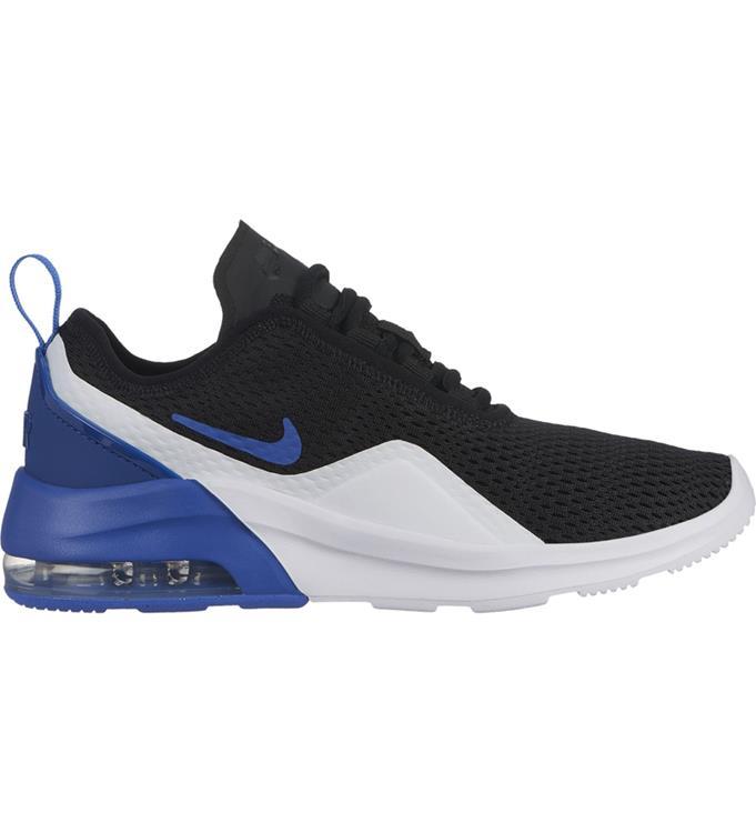 Zwart Blauwe Kinderschoenen Nike Air Max Motion 2 GS - AQ2741 003