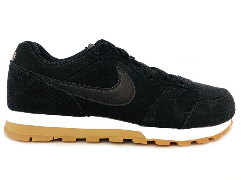 Zwarte Dames Schoen Nike MD Runner 2 SE - AQ9121 001