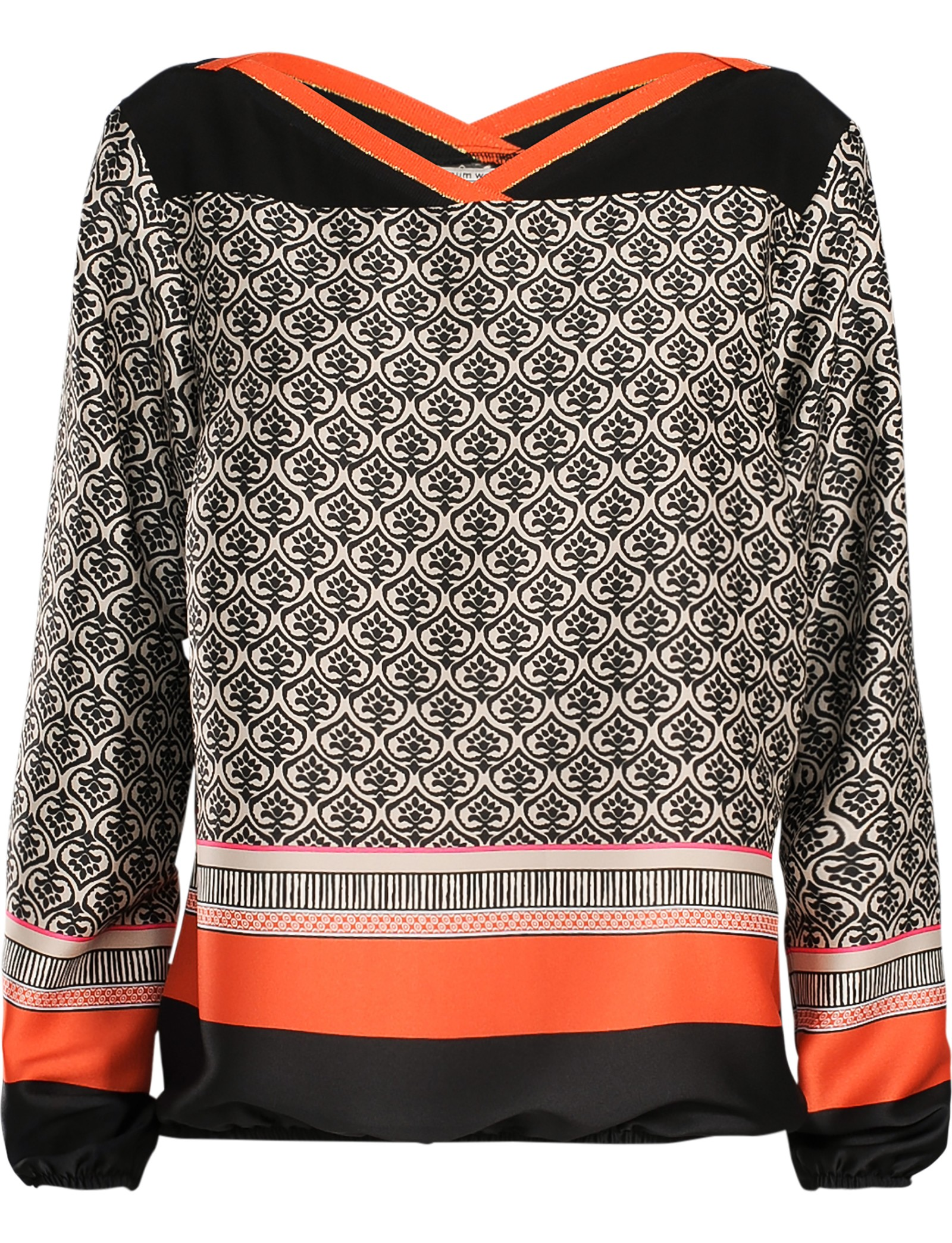 Zwart dames top Summum - 2s2198-10786 - 120