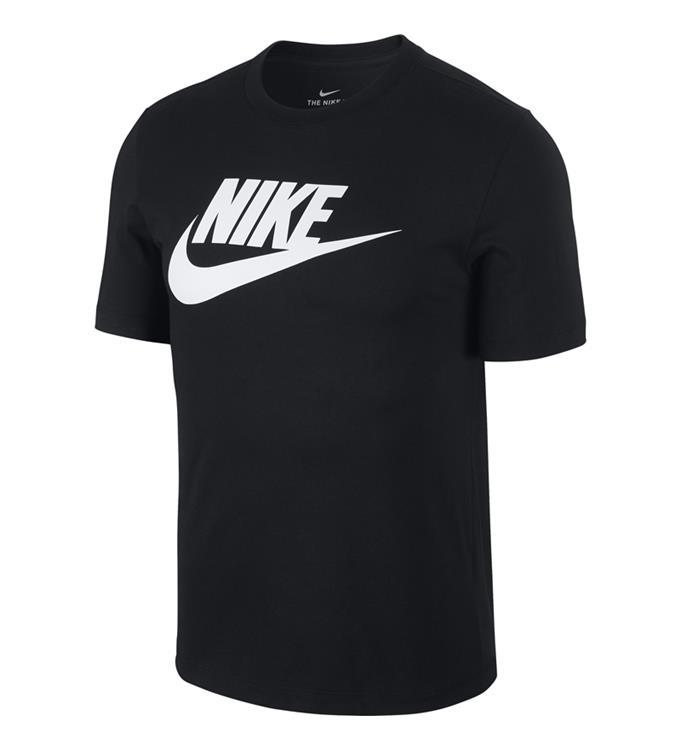 Zwart heren shirt Nike - ar5004 - 010