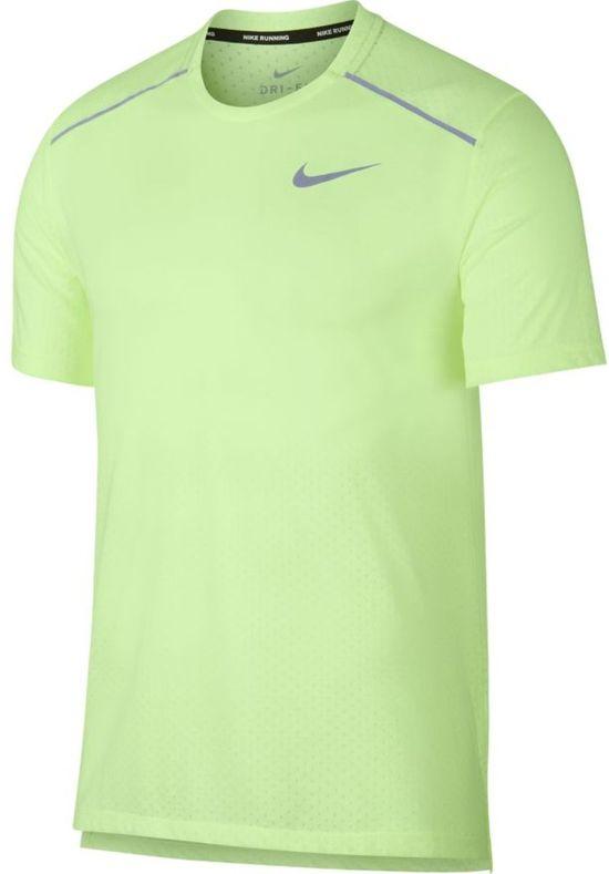 Geel heren shirt Nike - AQ9919 - 701