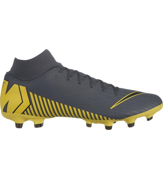 Grijs geel voetbalschoen Nike - AH7362 - 070