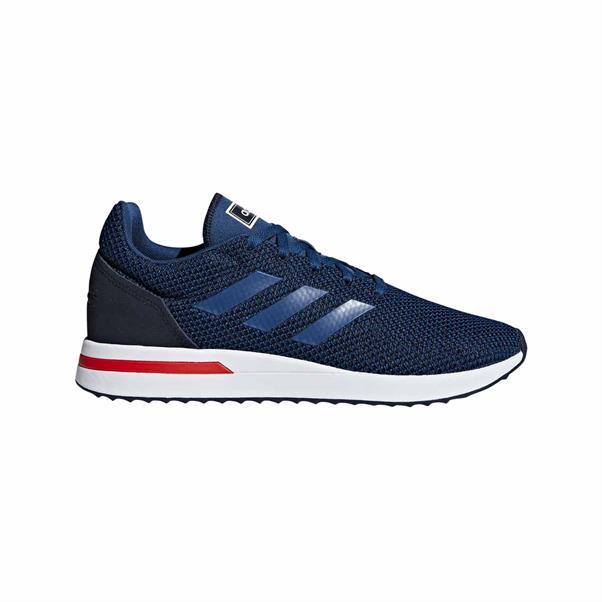 Blauwe Herenschoenen Adidas Run70s - F34820