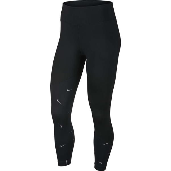 Zwarte Dames Tight Nike All-In Crop Tight - AT 5818 010