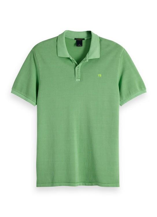 Groene Heren Polo Scotch And Soda - 149084 2783