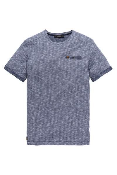 Blauw Heren Tshirt Vanguard - VTSS192652 5028
