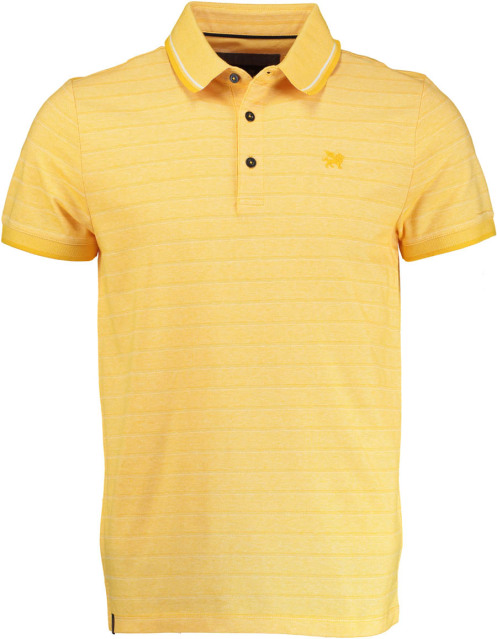 Gele Heren Polo Vanguard - VPSS192628 1098