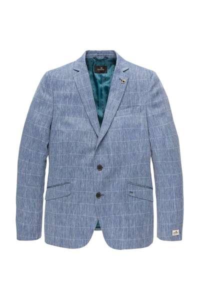 Blauwe Heren Blazer Vanguard - VJJ192351 5286