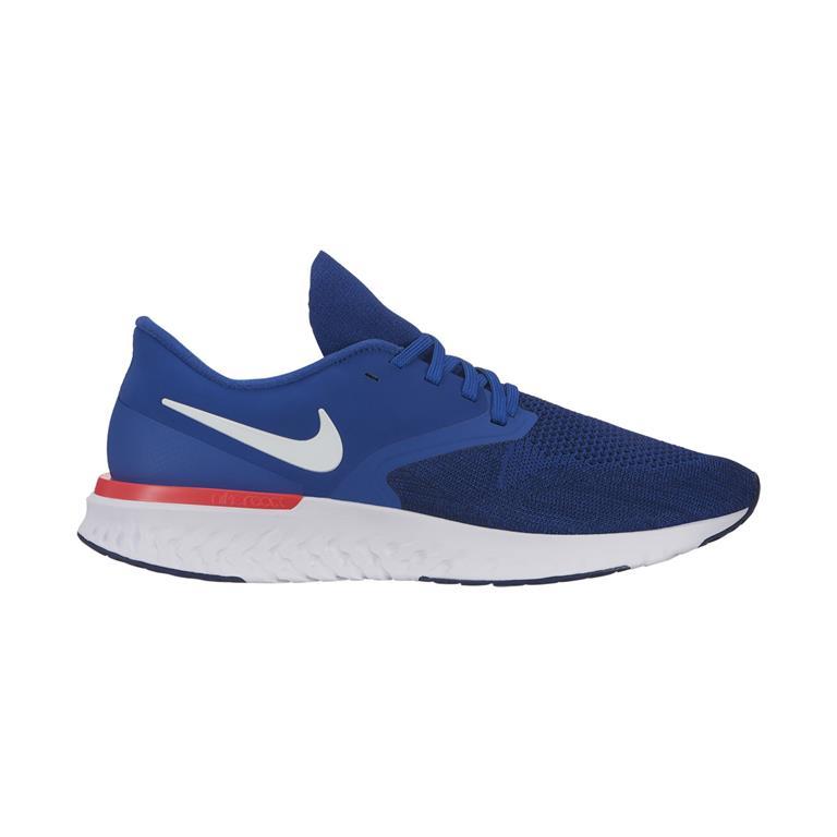 Blauwe Herenschoen Nike Odyssey React 2 Flyknit - AH1015 400