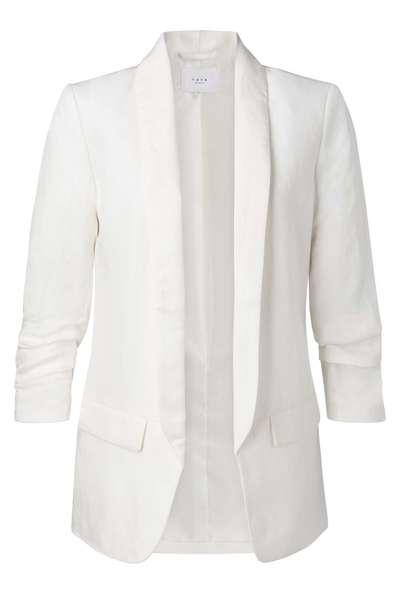 Witte Dames Blazer Yaya - 150125-913