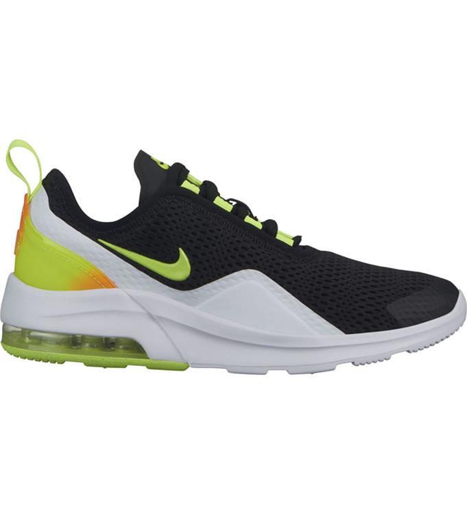 Zwart witte kinderschoenen Nike Air Max Motion 2 RF GS -BV0710 001