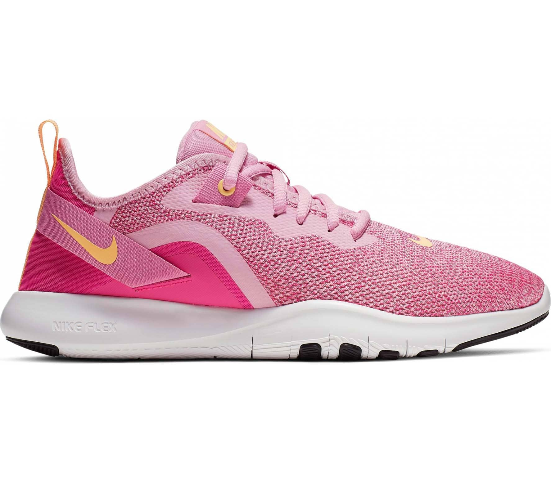 Roze damesschoenen Nike Flex Trainer 9 - AQ7491 600