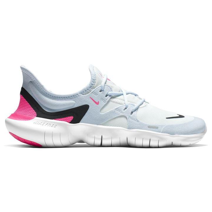 Grijze damesschoenen Nike Free Run 5.0 - AQ1316 101