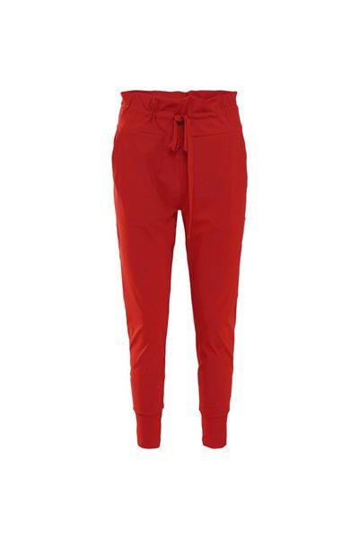 Rode dames broek Summum - 4S1741-10914