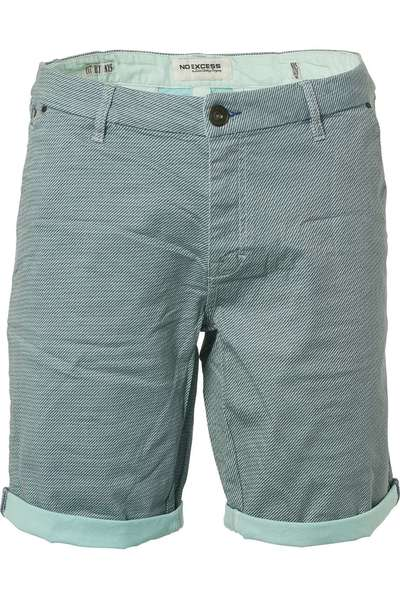 Blauw heren short No Excess - 908110385