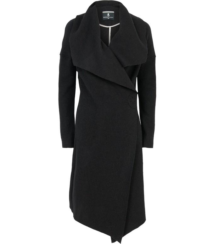 Zwarte dames jas Summum - 1S762-10072B