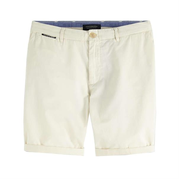 Ecru heren short Scotch & Soda - 148907 22220