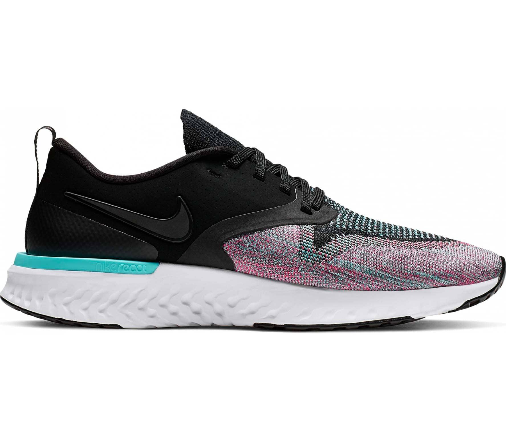 Zwarte damesschoen met print Nike - AH1016 003
