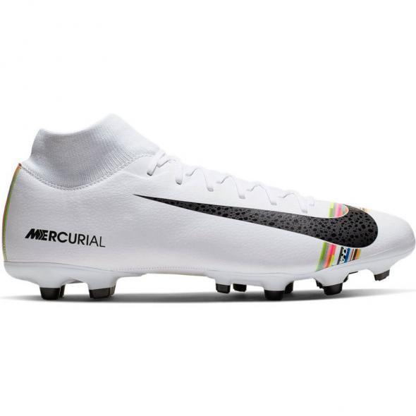 Witte voetbalschoen met CR7 print - AJ3541 109