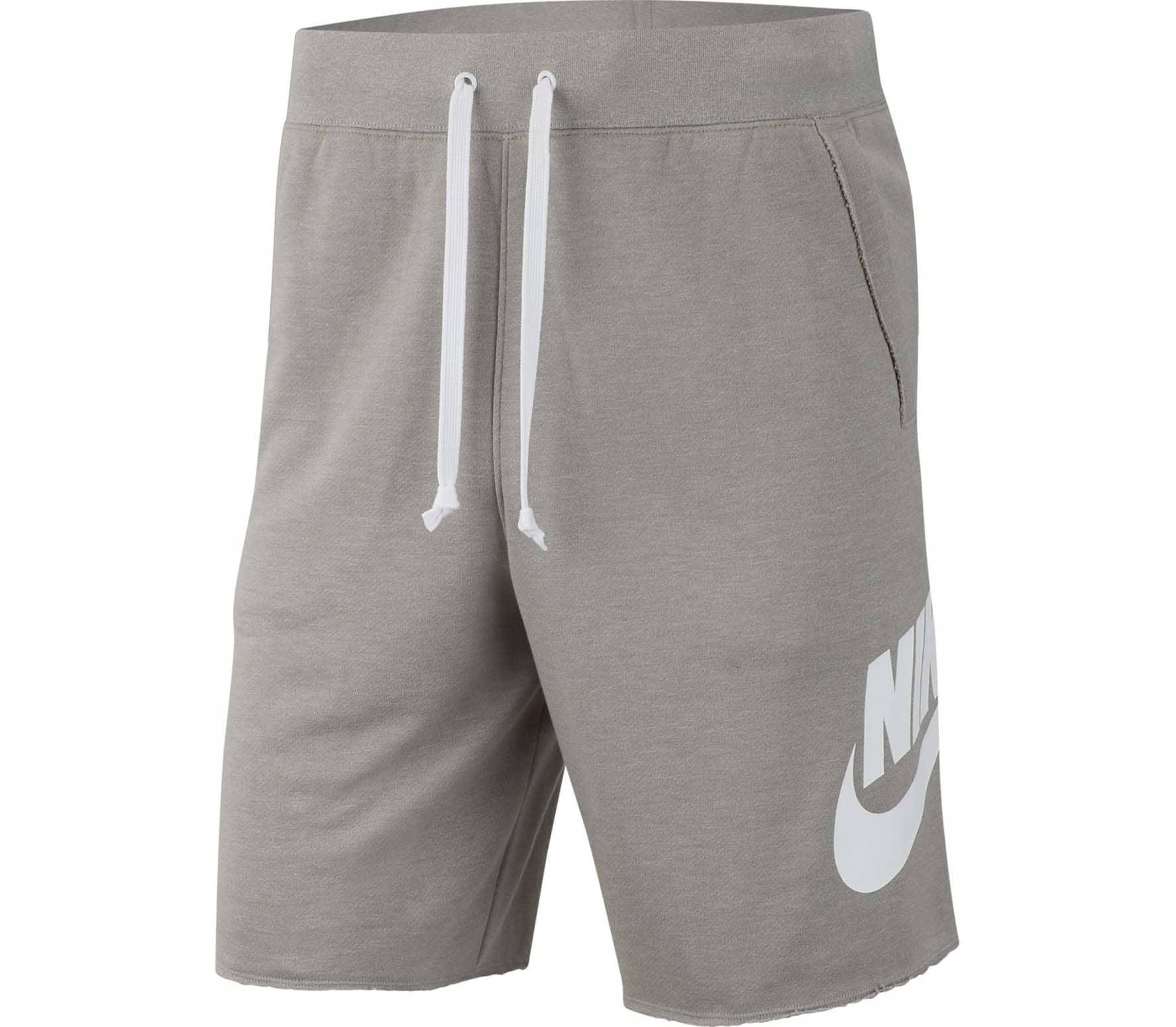 Grijze heren short Nike - AR2375 064