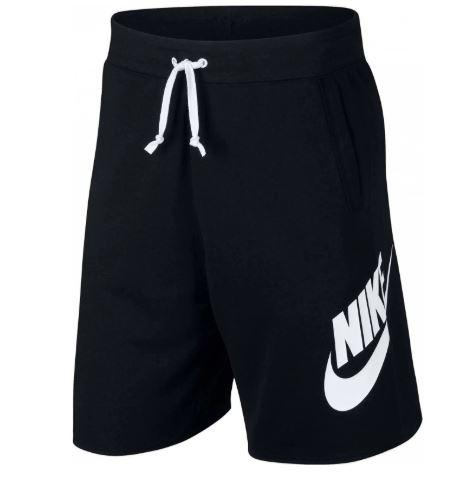 Zwarte heren short Nike - AR2375 010