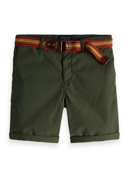 Groene heren short Scotch And Soda - 148911 52520