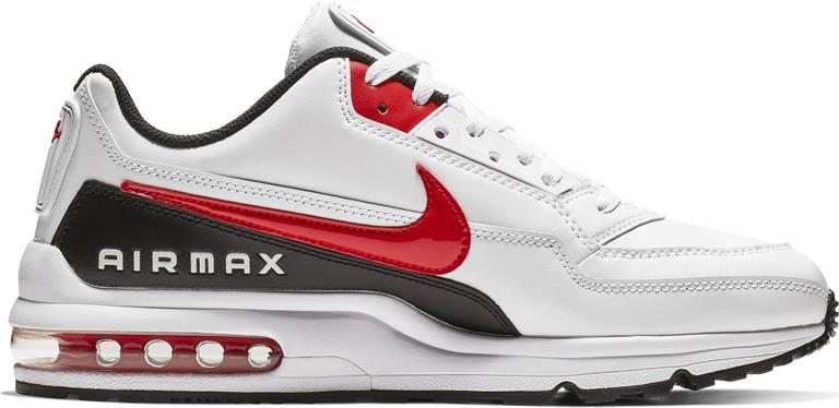 Witte heren sneakers Nike air max LTD - BV1171 100