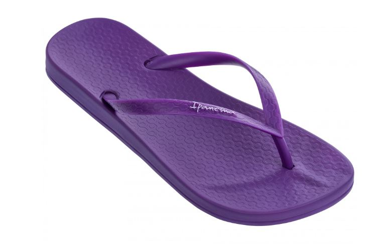 Paarse dames slippers Ipanema - IP82591 21430 purple