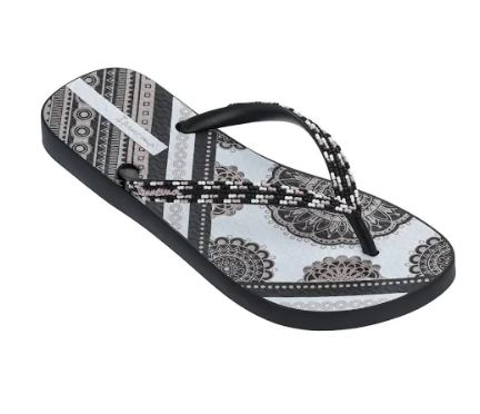 Zwarte dames slippers Ipanema - IP82660