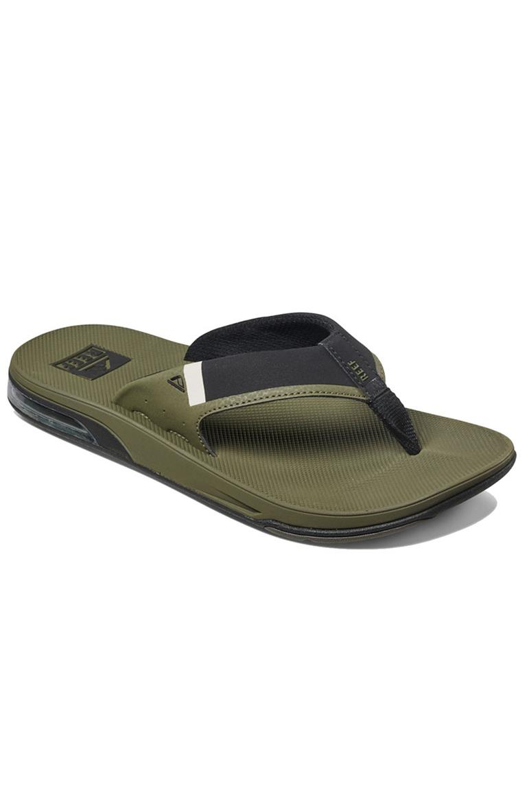 Groene heren slippers Reef Fanning Low - RF0A3kiholi