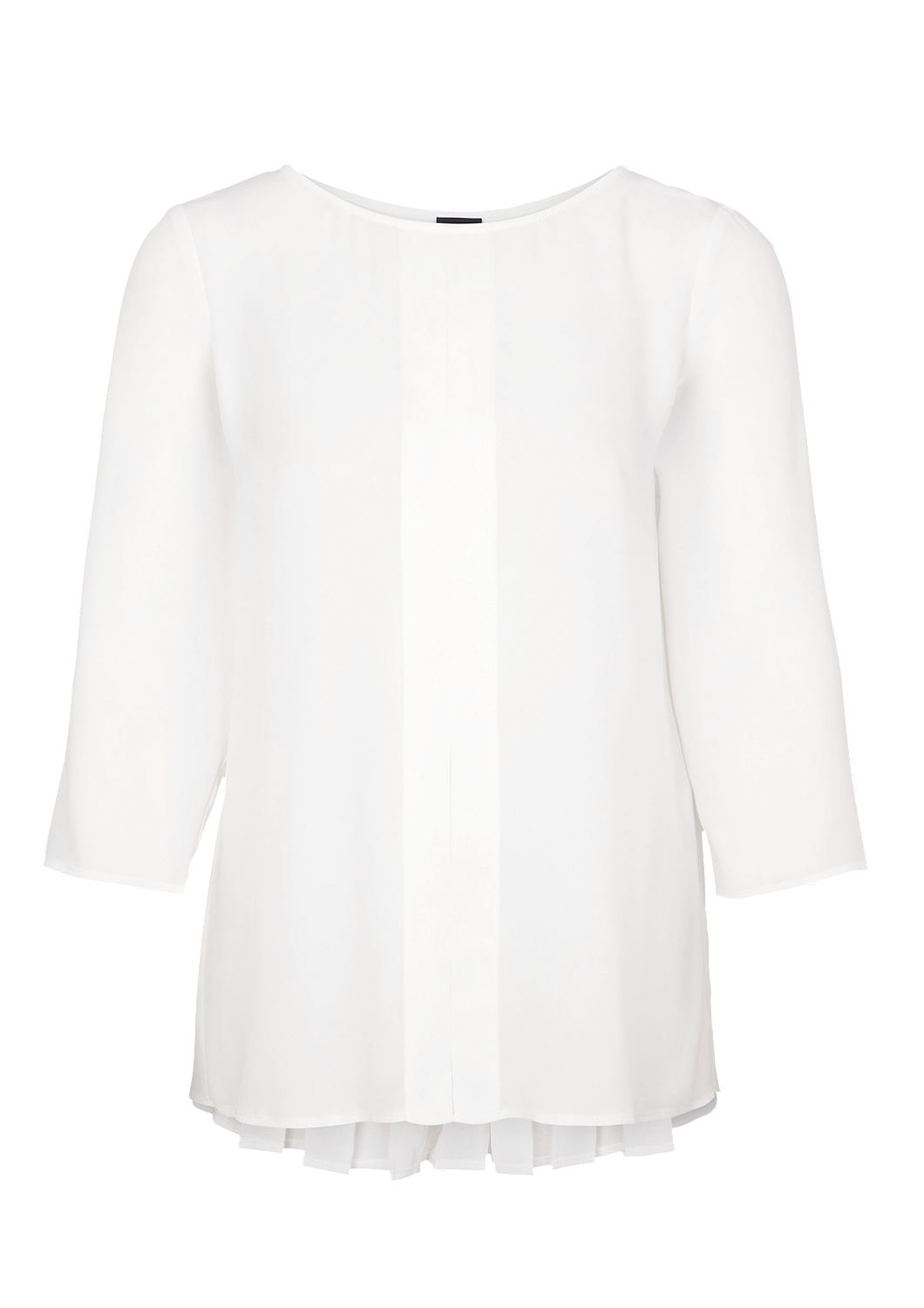 Witte dames blouse S. Oliver - 11.903.19.5308 0115