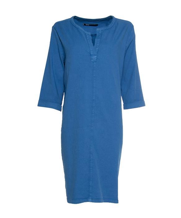Blauwe dames jurk Penn & Ink - S19W098ALTD Spa